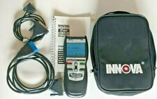 INNOVA 3130 SCAN TOOL OBD2, TESTED, CASE, CABLES, MANUAL INCLUDED
