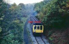 PHOTO  LAST TRAIN ON YNYSYBWL BRANCH HEADING NORTH. RAIL TOUR