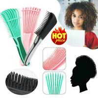 Styling Anti-tie Knot Comb Detangler Hairbrush Magic Detangling Brush
