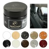 Leather Repair Cream Vinyl Recoloring Auto Car Seat Sofa Leather Repair Tool Kit