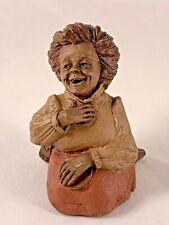 Auntie Penny 1990 Tom Clark Gnome Figurine 5221 Signed w/ Story & Coa 25