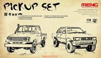 Meng Model 1/35 VS-007 Pickup Set BRAND New Truck Vehicle