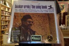 Booker Ervin The Song Book LP sealed 200 gm vinyl Analogue Productions