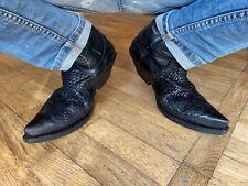 Cowboystiefel, Cowboyboots Sendra Gr. 11 / 44