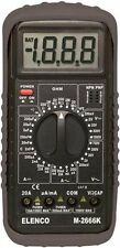 ELENCO M-2666K DELUXE DIGITAL MULTIMETER DIY SOLDERING KIT