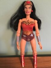 MARVEL FAMOUS COVERS SERIES WONDER WOMAN DC CUSTOM ACTION FIGURE DIANA LOT LOOSE