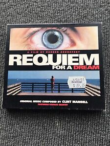 Requiem For A Dream.  Soundtrack By Clint Mansell.  2000