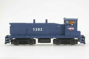 HO Con-Cor Missouri Pacific EMD MP15 #1382 DC Tested, Box Says DCC Decoder Incl