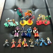 Mega Man Bandai Lot of small figures