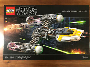 Lego 75181-Star Wars Y-Wing Starfighter-Retired-RARE-Brand New sealed-🇦🇺seller