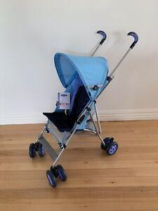 Steelcraft Upright Stroller - Tourer - *New*