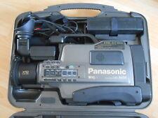 PANASONIC MS4 S-VHS Hi-Fi Stereo Schulterkamera NV-MS4E3 Professionell