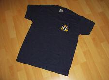 Kinder T Shirt Berliner Feuerwehr blau Größe 152 100% Baumwolle neu