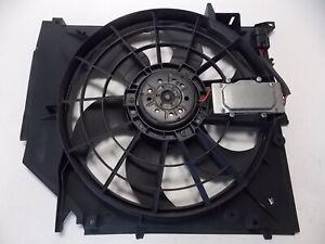 BMW E46 Electric Engine Fan Manual Transmission 99-06 323 325 328 330 M3