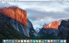? MAC OS X 10.11 EL CAPITAN  bootfährige/Reparatur DVD
