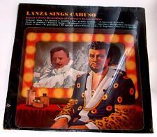 Mario Lanza Sings Caruso 1973 RCA ARL1-0134 33rpm Vinyl LP Opera Factory Sealed