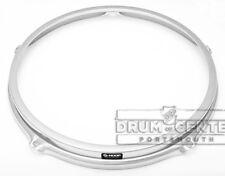 """S-hoop Drum Hoops : 12"""" 5 Hole Chrome/Steel"""