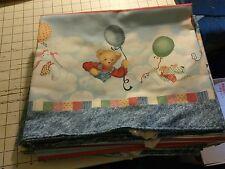 52x22 Standard Daycare cot sheet 1 bears print