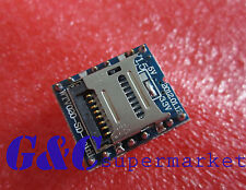 MP3 Voice module U-disk audio player SD card voice module WTV020-SD-16P M5