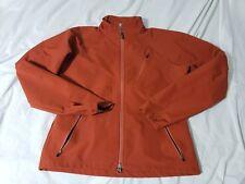 Ibex Climawool Cirrus Soft Shell Orange Jacket Galena Lodge Ketchum Idaho Small