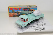 ATLAS DINKY TOYS 569 BERLIET STRADAIR BENNE BASCULANTE MINT BOXED