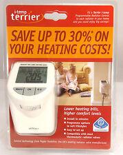 PEGLER PROGRAMMABLE RADIATOR CONTROL i-temp 635001 VERTICAL TERRIER PEGLER