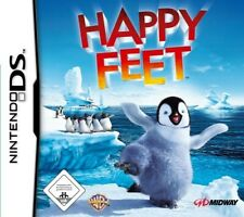Nintendo DS game - Happy Feet boxed