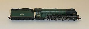 Farish (372-801) Class A1 4-6-2 60156 'Great Central' in BR Green - DCC Fitted