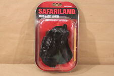 Safariland 6378-219-651 Black Carbon Fiber RH Conceal Paddle Holster S&W