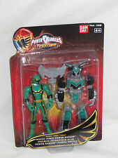 Power Rangers Mystic Force Green Power Ranger New on card. Bandai