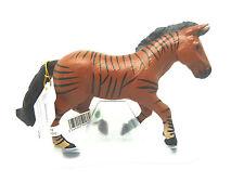 4018) PAPO (50138) Zorse Figurine Cheval étalon
