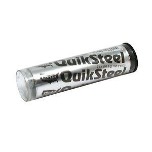 Cargo Quiksteel Quicksteel Steel Reinforced Epoxy Putty Metal Repair Weld - 2oz