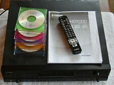 Yamaha HDD/CD Recorder CDR-HD1000