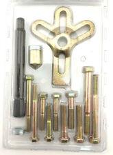46Pcs 13Pcs Harmonic balancer Puller Set Gear Pulley steering Flywheel crankshaf