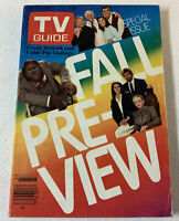 September 10 1983 TV Guide ~ FALL PREVIEW A-Team,Webster ~ Knoxville-Chattanooga