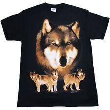 Unifarbene Herren-T-Shirts in Größe 2XL Biker