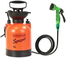 CLICIC Pressure Sprayer with 7 Spray Modes, Camping Shower 1 Gallon