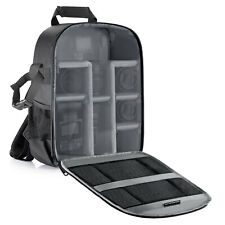 Neewer Camera Bag Waterproof Shockproof 11x6x14 inches/27x15x35cm Backpack