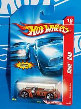 Hot Wheels 2007 Code Car Series #102 Suzuki GSX-R/4 Mtflk Copper w/ 5DOTs