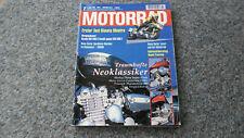 MOTORRAD Zeitschrift 05.01.1996 Honda Trans Alp
