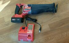 Milwaukee Tools 2720-20 M18 Brushless Fuel Reciprocating Saw W/Battery