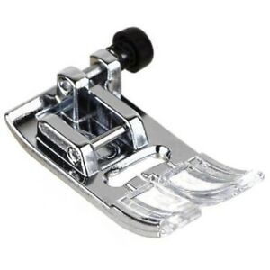 ZIG ZAG FOOT (A) SNAP ON FITS JANOME CAT B&C AND ELNA SEWING MACHINES #832523007