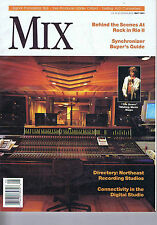 EDDIE OFFORD YES / DOORS	Mix	May	1991
