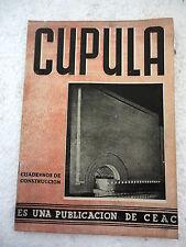 Revista Cupula num.15,Construccion,Decoracion,Arquitectura
