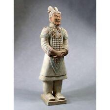 Terrakotta Krieger - General 80 cm Serie hell Tonsoldat Terra Cotta Armee China