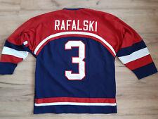 USA! RAFALSKI! hockey shirt trikot maglia camiseta jersey kit! 5,5/6 ! M -adult$