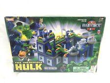 RARE X Blocks Marvel Hulk Destructor Construction System New