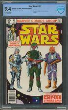 Star Wars # 42 CGC 9.4 1st Boba Fett COVER Marvel Comics 12/80 NEWSSTAND ED