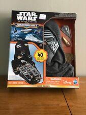 STAR WARS The Force Awakens Micro Machines Kylo Ren Playcase - BRAND NEW