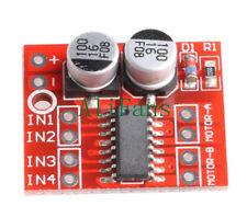 2PCS Mini Dual Channel DC Motor Driver Module Beyond L298N PWM Speed Control